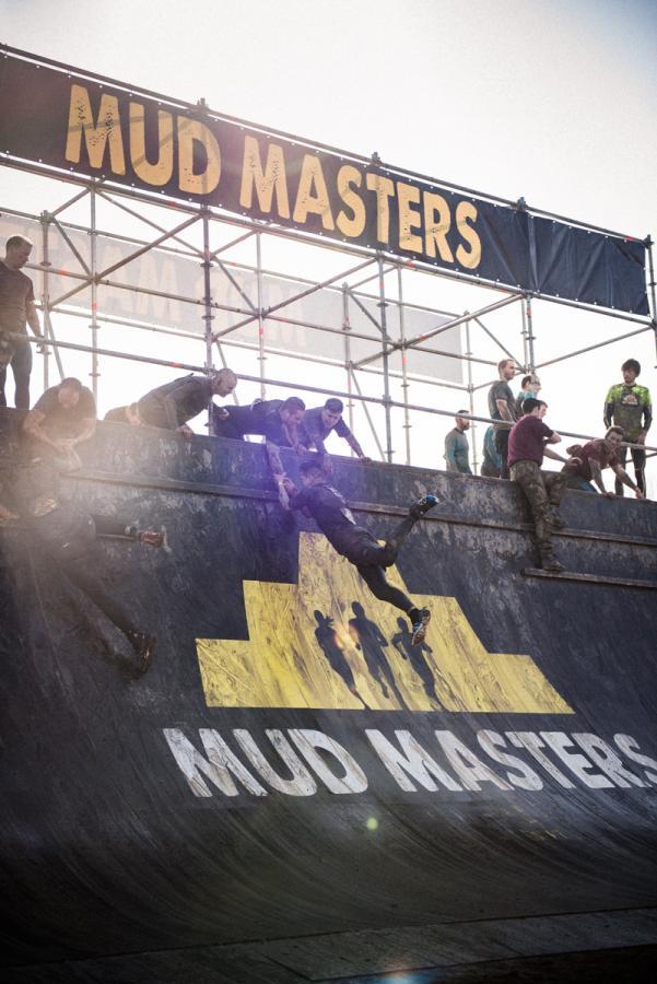 Mud Masters Haarlemmermeer 2015 door Just Justa fotografie