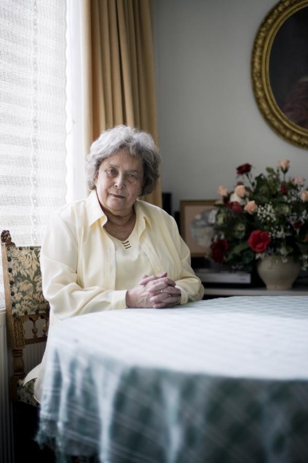 Justine, oftwel Tineke - mijn oma